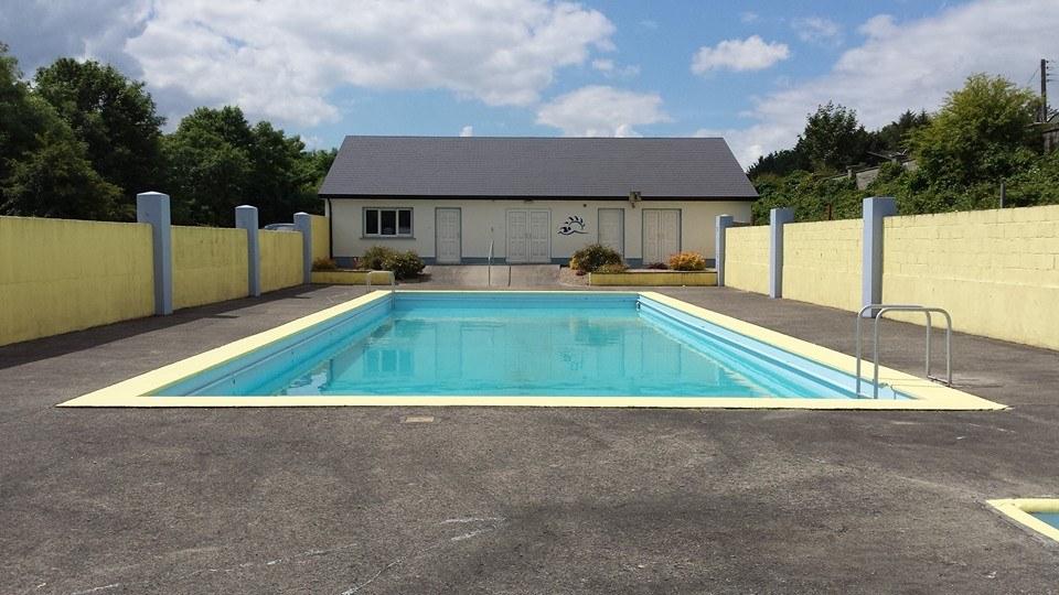 Open Air Swimming Pool Charlestown
